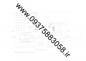 مطالعات هتل PDF + نقشه + رندر