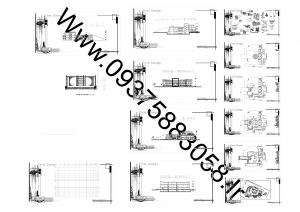 مطالعات خانه معمار 110ص + نقشه + رندر