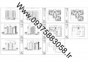 مطالعات مجتمع مسکونی 160ص + نقشه + رندر pdf