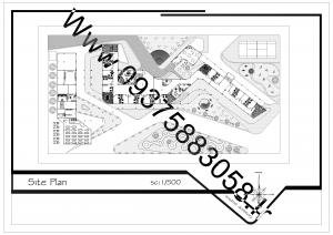 مطالعات خوابگاه دانشجویی 140ص + نقشه + رندر