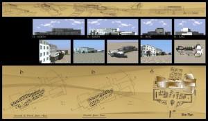 مطالعات مجتمع اقامتی آبدرمانی سرعین 120ص + نقشه + رندر