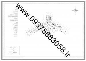 مطالعات هتل 155ص + نقشه + رندر